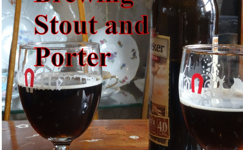 Porter, Stout, Brown Beers, Entire Butts