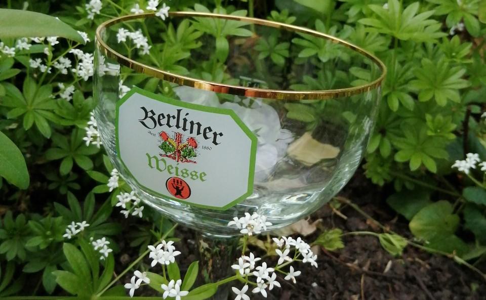 Beer, Wine – Woodruff and Maibowle